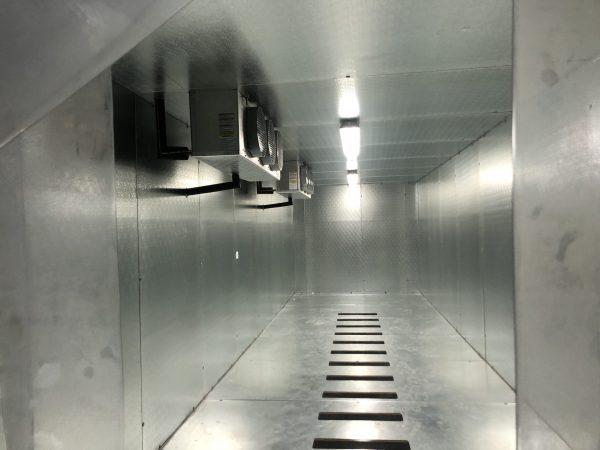 Interior Walk In Cooler
