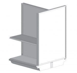 End Merchandiser Frames