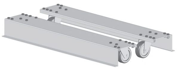 Caster System for Gondolas