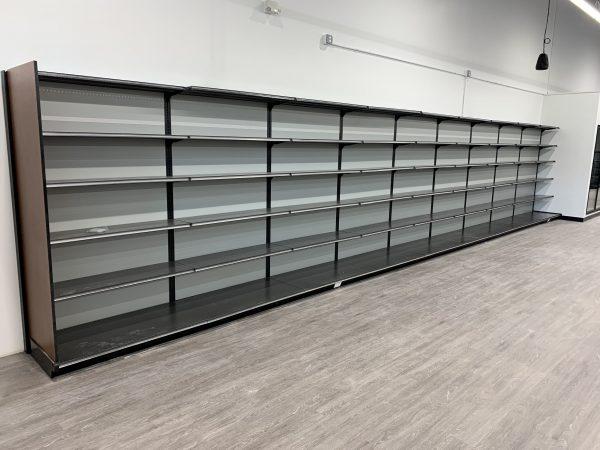 Retail Wall Unit Shelving