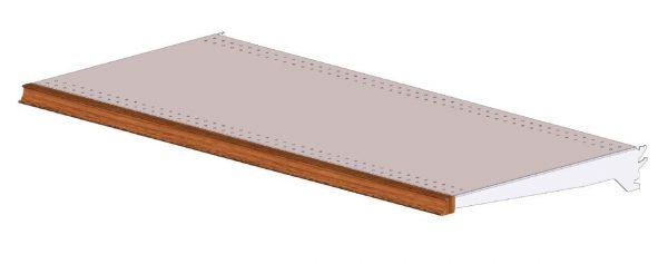 Oak Edge Shelves