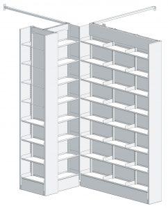 Rx Bay Shelving Units