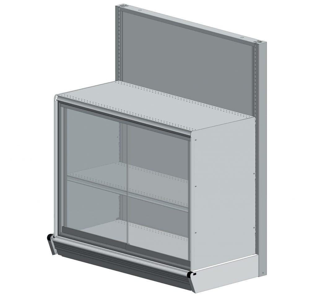 Sliding Door Cabinet Kits