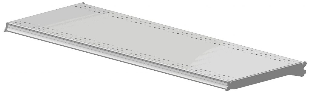 Storflex Slimline Shelves