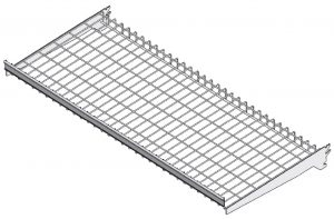 Wire Snack Shelves